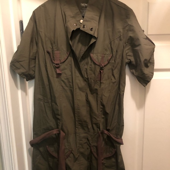 Mossimo Supply Co. Dresses & Skirts - Olive green dress